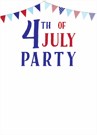 pool parties 4th of july parties and even back to parties today we re sharing a few summer party invitations that are blank and they re all free