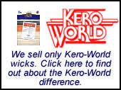 American Wick Conversion Chart American Wick Kerosene Heater Wicks