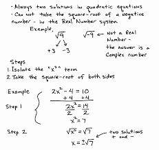 solving quadratic equations with complex solutions worksheet best of solving quadratic equations taking square roots solve