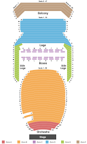 Marcus Center For The Performing Arts Seating Chart Milwaukee