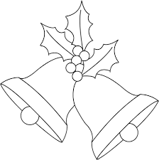 Christmas Bells Coloring Pages Http Procoloring
