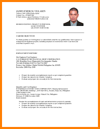 objective in resume for job resume objectives samples job objective examples of resumes on for