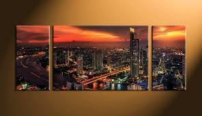 ... Canvas Wall Murals Beauty Of Africa Canvas Wall Art Landscape Oil  Painting Curious Canvas Wall Art With Led Lights Imposing Large Canvas Wall  Art Uk ...
