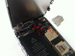 iPhone 5 disassembly, screen replacement and repair