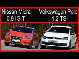 2018 nissan micra. fine nissan 2018 nissan micra vs volkswagen polo to nissan micra