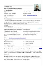 Curriculum Vitae Shehab Eldeen Mohammed Mohammed Personal Information D.O.B  : 18/5/1988 Place ...