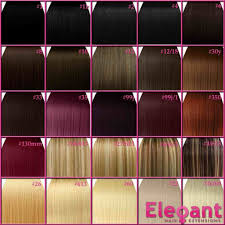 Hair Color Bremod Hair Color Chart Blonde