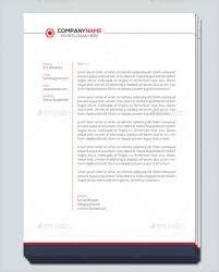 Letterhead Designs Samples Sample Company Letterhead Template 10 Download In Psd Ai