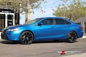 toyota camry 2016 black. 20 inch lexani css15 gloss black w machined tips wheels on 2016 toyota camry