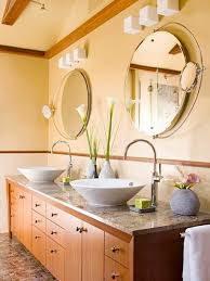 bathroom sink bowls with vanity fabulous bathroom design with long brown bathroom cabinet designed with