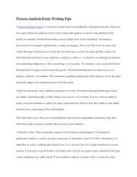 Process Essay Topics For College Under Fontanacountryinn Com