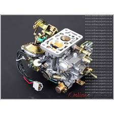 Toyota Carburettor 4Y 4 Pin 2.2L Hiace Hilux Venture OE 21100-71010