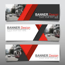 banner design template vector set of modern banners template design 11 free download