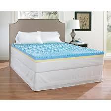 memory foam mattress toppers. Modren Toppers Queen Gel Memory Foam Mattress Topper Inside Toppers L
