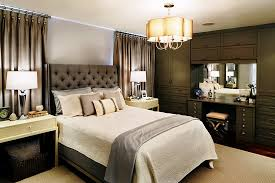 elegant traditional master bedrooms. Elegant Brown Furniture In Master Bedroom Traditional Bedrooms