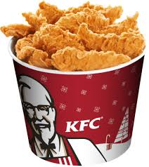 kfc fried chicken bucket.  Fried KFC Bucket In Kfc Fried Chicken