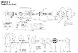 how to replace a moen shower handle awesome shower faucet installation contemporary bathroom locations org shower