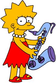 Resultado de imagen de jazz los simpsons