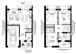 Sq Ft House Plans Indian StyleModern Home Plan   Modern Home PlanBedroom Modern Indian House Plans  Modern Style House Plan Beds