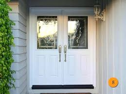 double entry door with transom fiberglass double front doors fiberglass double entry doors with transom double