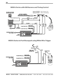ford msd ignition wiring diagram wiring diagram mallory p 9000 distributor to msd ignition wiring diagram