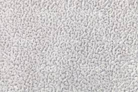 Light Gray Fluffy Background Of Soft Fleecy Cloth Texture Of Textile