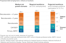 french employment five priorities for action mckinsey french employment 2020