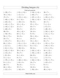 one step equations multiplication and division worksheet pdf solving worksheets math dividing two 6th grade addition