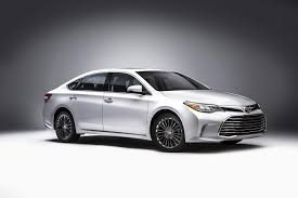 The Keen Learners By Bilal Jahangir: Toyota Avalon 2017