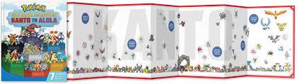 Pokémon Size Chart Collection: Kanto to Alola – BocoLearningLLC