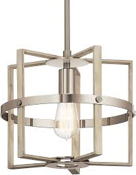 kichler 44291 peyton modern white washed wood pendant lighting loading zoom
