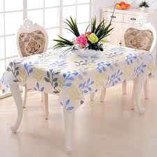side table cover table cloth rural style waterproof tablecloth bronzing rectangular table cover small round bedside