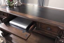 vintage home office workstations furniture vintage office desk brown ashley furniture home office desk