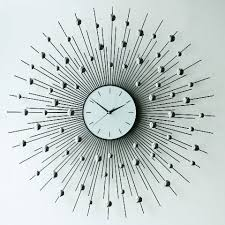 Small Picture Contemporary Kitchen Wall Clocks Personable Office Decor Ideas At