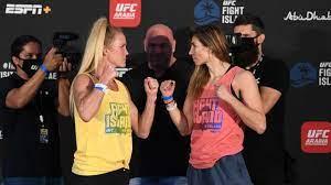 UFC Fight Night: Holly Holm vs. Irene ...
