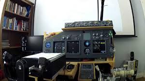 fsx p3d 737 homemade flight sim pit v2 departure part 1 you