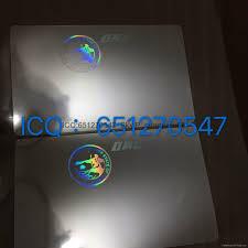 - China California Hologram Ca Manufacturer Id Overlay
