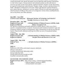 Download Med Surg Nurse Resume