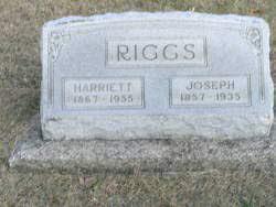 Harriett Musgrave Riggs (1867-1955) - Find A Grave Memorial