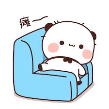 Ghim của 라나공듀 _ trên 그림 | Dễ thương, Đang yêu, Gấu trúc