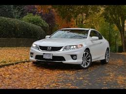 honda accord coupe 2014. Interesting Accord 2014 Honda Accord V6 Coupe Review Throughout A