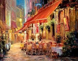 cafe in light bu haixia lui