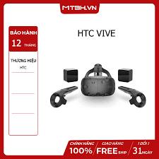 BỘ PHỤ KIỆN THỰC TẾ ẢO (VR) HTC VIVE – Máy Tính Biên Hòa