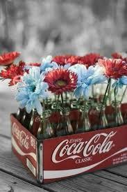 Imagen de flowers, coca cola, friday and red