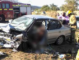 HORRIFIC! car crash claims five - Bulawayo24 News