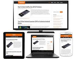 responsive blogger templates top 10 best free responsive blogger templates 2017 techleash