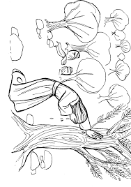 Coloring Page Garden Of Gethsemane At Jesus In The - glum.me