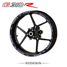 3D Wheel Rim Stickers Decals Tire Emblem Protector Stickers for ...