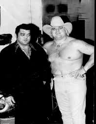 Pedro Morales and Dusty Rhodes | Pro wrestling, Detroit news, Wrestling