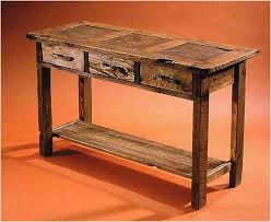 Tables Consoles Inspiration Sofa Table 12 Inches Deep Rustic Console Table  72 Inches